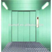 Entrepôt de bas prix entrepôt de marchandises ascenseur