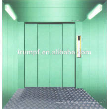 Low price warehouse freight elevator cargo lift