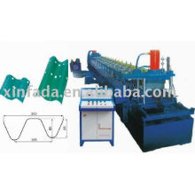 Speedway Guard Rail Forming Machine