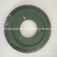 Стальная проволочная круглая щетка для Lk Stenter (YY-442)