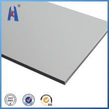 Material de tabuleiro para placas de alumínio revestido em alumínio ACP