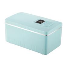 Mini limpiador ultrasónico de desinfección UV portátil