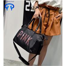यात्रा बैग महिला पोर्टेबल हल्के पु बैग