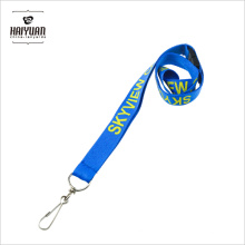 Custom Logo Lanyard with J Hook