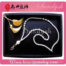 USA Top Seller Beautiful Pearl Bead Lanyard For E-cigarette