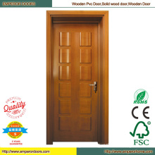 Fire Door Sound Proof Door PVC Laminated Door