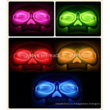 Хэллоуин светящиеся маски в форме черепа