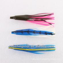 SLL037 14g / 15cm, nouveau leurre de pêche pour l'appât de pêche en mer douce jupe leurres de pêche