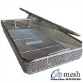 High quality acid-proof stainless steel conveyor belt with reasonable price(supplier)