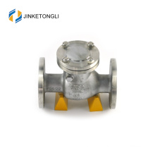JKTLPC089 high pressure forged steel flanged 3 inch check valve