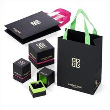 Earrings Pearl Packaging Gift Paper Jewelry Box