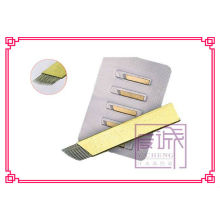 needle for permanent makeup MUN-JP 15pin/pc &Professional Sterilized Tattoo Needle&
