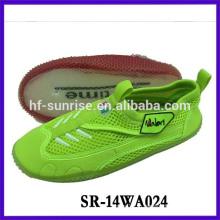 Женская водонепроницаемая обувь пляжная вода прогулочная обувь водяная обувь