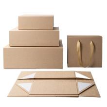Factory price wholesale magnet custom DIY design camping wood folding box
