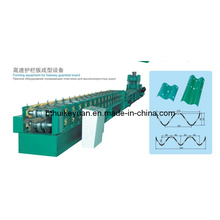 Highway Guardrail Board Roll Forming Machine