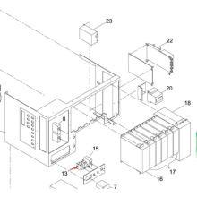 Panasonic SMT Switch für Sp60p-M Bildschirm Drucker Maschine (KXFP507AA00)