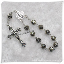 Resin Beads One Decade Rosary (IO-CE075)