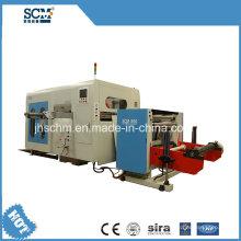 Vollautomatische Stanz- und Fräsmaschine