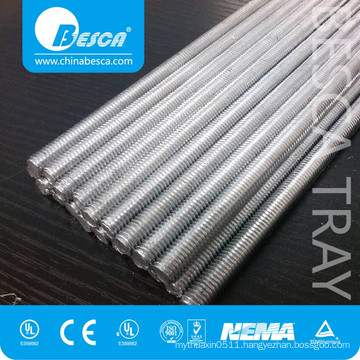 Galvanized Steel Fully Threaded Rods With SAE DIN Standard