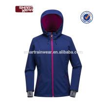 Fashion Young Design Jacket Warm Softshell Jacket Autumn And Winter Jacket