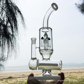 Зимний новейший дизайн белых стеклянных курительных труб для воды (ES-GB-297)