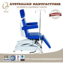 Prémio Intravenoso Infusão Cadeira CE Aprovado Transfusão de Sangue Sofá Durável Motorizado Mesa de Exame Fabricante