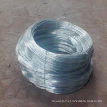 Alambre de hierro / alambre de hierro galvanizado de la venta caliente