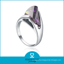 Elegant Gemstone 925 Sterling Silver Ring for Discount (R-0352)