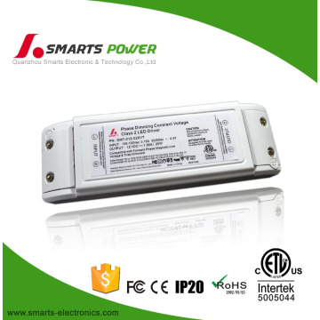constant voltage 20W triac dimmable led driver Phase cut dimming