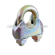 sujetadores metálicos que sujetan el clip con EN13411-5