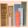Most Popular Premium Quality Customized Stained Aluminium Shutters