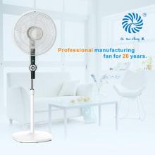Nuevo llega el ventilador del piso de 16 pulgadas con teledirigido para el uso casero (E2LY)