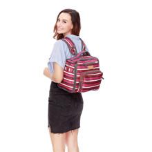 Windelrucksack Fashion Wickeltasche mit Wickelauflage