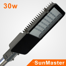 CE RoHS a approuvé le réverbère de 30W LED (SLD02-30W)