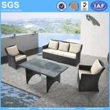 Popular Modern Design Outdoor Furniture Rattan Sofa