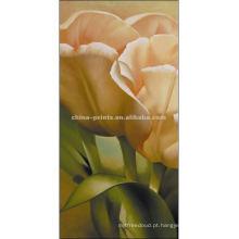 Artista Imagens flor Pintura artes parede, quadro de pintura para a decoração da casa