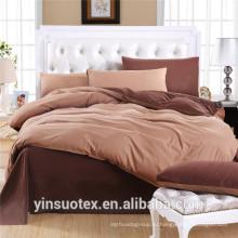 Оптовый комплект постельных принадлежностей покрывала пододеяльника верхнего качества хлопка / 100% полиэфира установленный