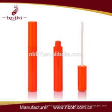 Botellas plásticas redondas del lustre del labio de la alta calidad 13ml