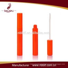 high quality 13ml round plastic lip gloss bottles