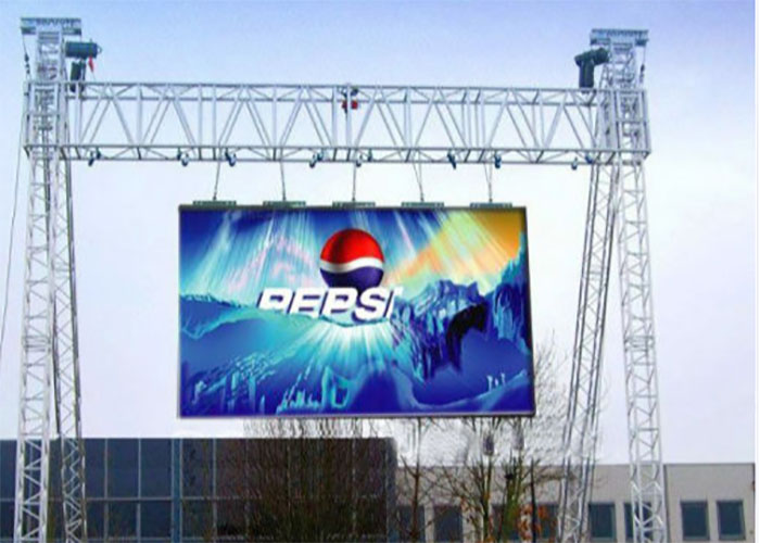 P6.67 rental outdoor led display