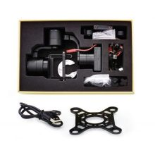 3 Axis Brushless Gimbal Photography Sport Camera