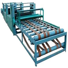 Straw Color Wave Tiles Making Machine