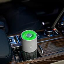 Factory New HEPA Filter USB Negative Ion Mini Car Air Freshener Portable Car Air Purifier