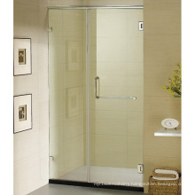 Half-Frame Solid Brass Hinge Shower Door American