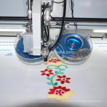 Máquina de bordar de espessura e espessura com strass