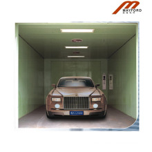 Good Car Elevator with Tread Plate