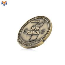 Metallkartenmünzensammelbedarf