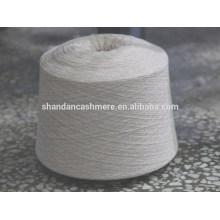 hilo de lana de mezcla de cachemira 20% de lana de cachemira 80% de lana mezcla Nm 26/2 lana de mongolia interna