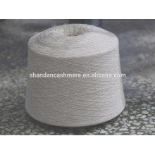 wool cashmere blend yarn 20% cashmere 80% wool blend yarn Nm 26/2 inner mongolia yarn