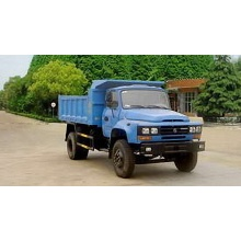 Dongfeng used heavy duty arrow dump trucks sales